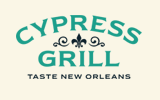 Cypress Grill Cajun Restaurant Logo - Austin